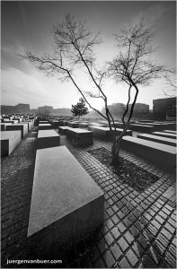 Holocaust Denkmal 14-02-2017