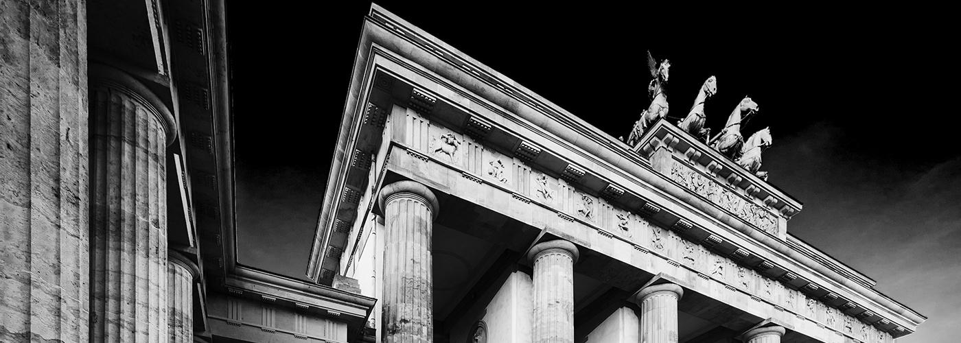 Berlin - City-Etüden
