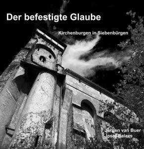 """Buchcover """"Der befestigte Glaube"""" Josej Balazs/Jürgen van Buer"""