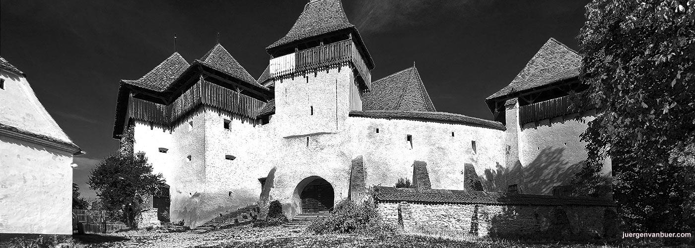 Kirchenburgen in Siebenbürgen