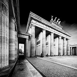 Berlin – Sechs Spaziergänge in Schwarzweiß