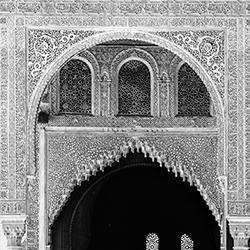 Alhambra und Generalife in SW
