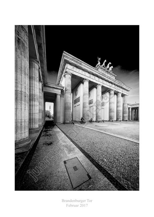 Brandenburger Tor, 02-2017